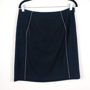Loft by Ann Taylor Skirt with Pockets